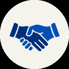 Collaboration logo at Meyer