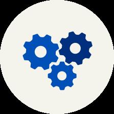 Continual Improvement logo at Meyer
