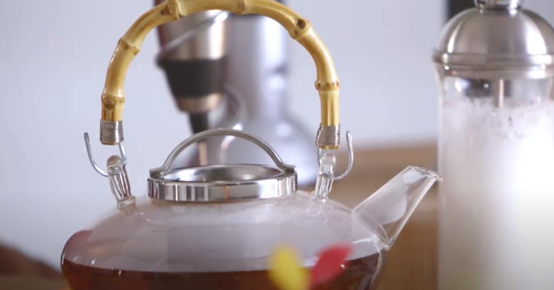 bonjour kettle