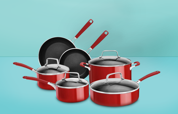 nonstick cookware set