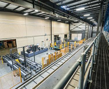 meyer manufacturing plant