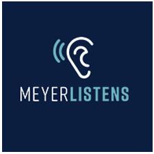 meyer listens logo